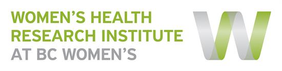 logo for women's health research institute